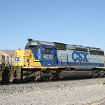CSXT8078 - Garnet, CA - May 19, 2006 ©2010 Chris Butts